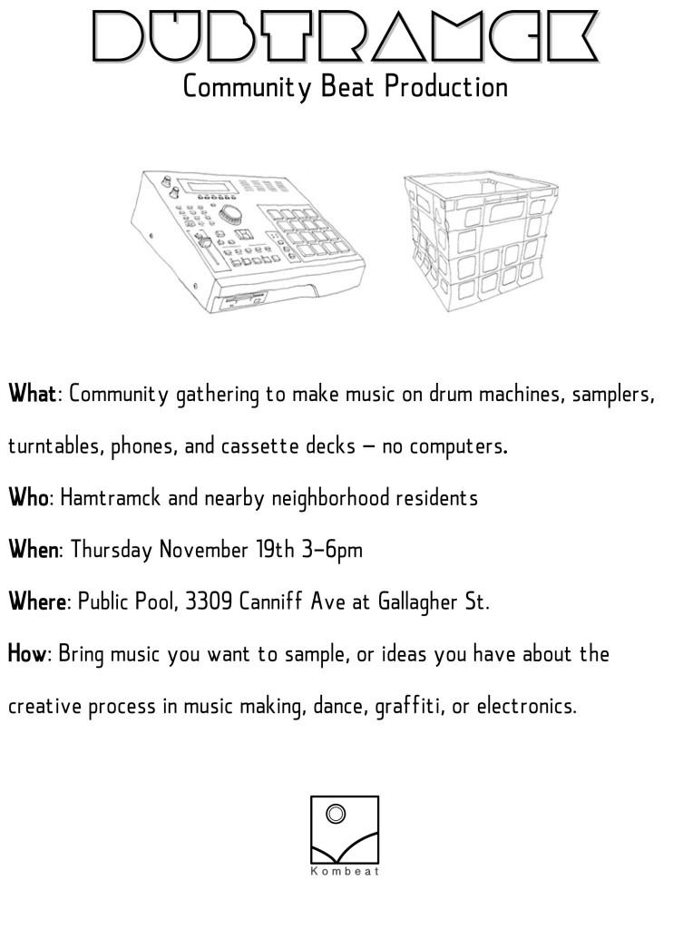 dubtramck info flyer